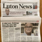 Luton News article